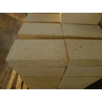 Wholesale 75%-80% Al2O3 High Alumina Refractory Brick Refractoriness 1790 Degrees C 230*114*65mm from china suppliers