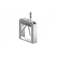 Wholesale Mechanical IR Sensor Waist Height Tripod Turnstile Access Automatic Gate from china suppliers