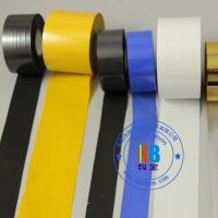 Wholesale Batch number printing on food package  25mm*120m black date foil stamping ribbon from china suppliers