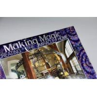 Wholesale Custom Offset Magazine Printing Services Perfect Binding Catalog Printing from china suppliers