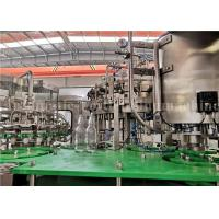 Buy cheap 4000BPH Sparkling Water / Coke Cola Filling Machine High Quality Carbonated from wholesalers