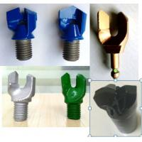 Wholesale Tungsten Carbide Tips Coal Mining Bit Double Wing PDC Rock Drill Bit of High Strength from china suppliers