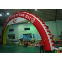 Wholesale 4M - 8M Indoor Inflatable Finish Arch Custom Logo For Promoting from china suppliers