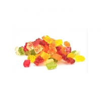 Wholesale Sugarbear Hair Candy Brands Vitamine C Echinacea Gummies Tape Jelly Fruit Roll Candy from china suppliers
