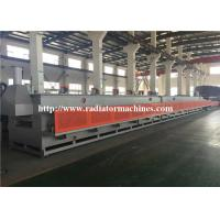 Wholesale GAS 1200 KG/H Mesh Belt Furnace Tempering Treatment For 8 KG COIL SPRING from china suppliers