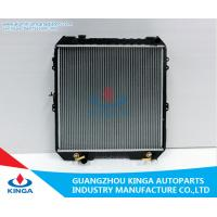 Wholesale Auto Cooling System Toyota Radiator for HILUX KZN165R With Aluminium Core MT from china suppliers