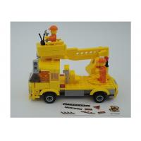 Wholesale Popular Building And Construction Toys Robot Truck 3 Deformation Yellow Color from china suppliers
