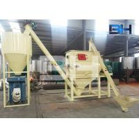 China Acid Proof Mortar Product Line 3 - 5 T/H Simple Dry Mortar Machinery on sale