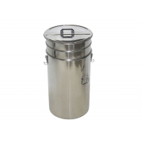 Wholesale Durable stainless steel Metal Honey Tank With Filter  of Honey Bottling Tank from china suppliers