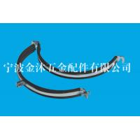 Wholesale Compact Structural Tube Mounting Clamp , Zinc Galvanized Tube Clamps Stainless Steel from china suppliers