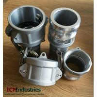 Wholesale Aluminum Camlock Quick Coupling from china suppliers
