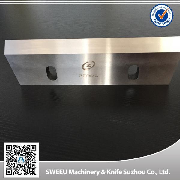 Quality High Hardness Plastic Crusher Granulator Blade for sale