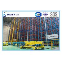 Wholesale Heavy Duty ASRS Automated Storage Retrieval System , Automated Warehouse Racking Systems from china suppliers