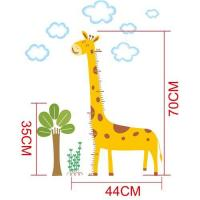 Wholesale DIY Art Mural Sticker/ Art Mural Deco/ wall sticker _Tree Height Ruler(home, window, ) from china suppliers