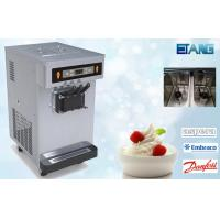 Countertop Ice Chip Maker : Quality Countertop Frozen Yogurt Machines , Big Tank with Pre-cooling ...