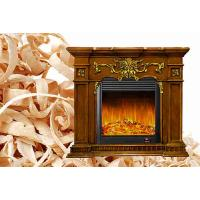 Classic Decoration Vintage Electric Fireplace Heater With Remote Control Of Fireplaceeuropean
