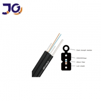 China ROHS FTTH 2 Core Outdoor Drop Cable G657A For Network on sale