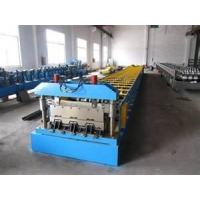 Wholesale 3 KW Downspout Forming Machine, Metal Forming Machinery Drive by chain from china suppliers