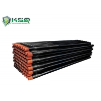 """Buy cheap 114MM Water Well Drill Pipes Mining Drill Rods With 2 7/8"""" API Standard Reg DTH from wholesalers"""