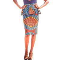 Wholesale African Print Skirts from African Print Skirts Supplier