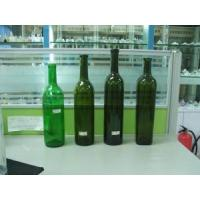 Colored glass wine bottles quality colored glass wine for How to color wine bottles