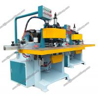 Wholesale high efficiency wooden double-head door lock hole drilling machine from china suppliers