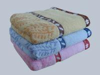 Wholesale 100%bamboo fiber bath towel from china suppliers
