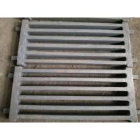 China Cr-Mo Alloy Steel Castings Grizzly Screen slot with Hardness HB325-375 wholesale