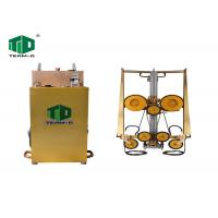 Buy cheap Energy Saving Concrete Cutting Wire Saw Machine With Powerful Motor from wholesalers