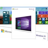 Wholesale Microsoft Office 2010 Windows 10 Professional Retail Version On PC Or Tablet from china suppliers