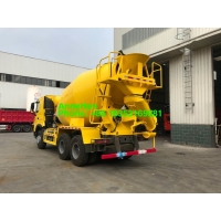 Wholesale A7 Sinotruk Mixer Tank Truck LHD RHD 10 Wheel 340hp from china suppliers