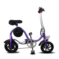 Wholesale Disc Brake Fold Up Electric Bike Aluminum 6061 Body Material S1 Stem Folding from china suppliers