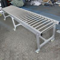 Wholesale Stainless Powered Driven Roller Conveyor , Heavy Duty Roller Conveyor Systems from china suppliers