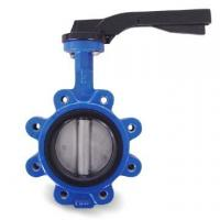 Wholesale Hig Performance Lug Style Butterfly Valve API 609  EN 593 DI CI from china suppliers