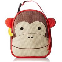 Wholesale Polyester Material Kids Cooler Bag Interesting Monkey Shape Customized Colors from china suppliers