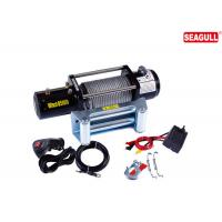Wholesale 3 Stage Planetary Electric ATV Winch 8500lb For Building With 4.0KW / 5.5HP Motor from china suppliers