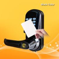 Wholesale Electronic Rfid Card Reader Door Lock , Smart Card Based Door Lock System from china suppliers