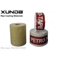 Quality UV Resistance Petroleum Petrowrap Anti Corrosion Tape For Pipe Fitting Flange for sale