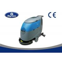 Wholesale Brush Assisted Compact Floor Auto Scrubber Machine With Dirty Water Level Sensor from china suppliers