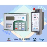China STS Din Rail KWH Meter Isolated Wire Connection Single Phase Electronic Meter on sale