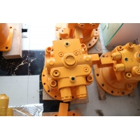 Wholesale KOBELCO R210 R210LC-7 R220-5 Slewing Motor Assy Mini Digger Swing Motors from china suppliers