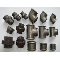 Bs thread galvanized malleable iron pipe fittings union of