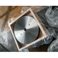 Wholesale Steel profile cutting DIN1.2003 75Cr1 friction saw blade for steel mill from china suppliers