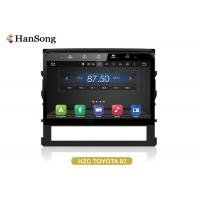 Wholesale Toyota Landcruiser 2016 Toyota Car DVD Player NXP6686 Radio Unique UI Design from china suppliers