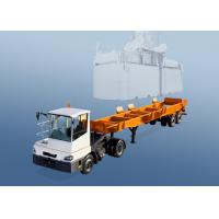 Wholesale 2 Axles 40 Foot Container Chassis Trailer For Shipping Container In Terminal Port from china suppliers