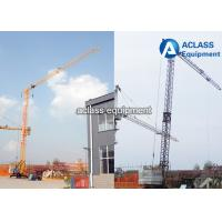 Self Erecting Tower Crane 2t Load Automatic Assembly