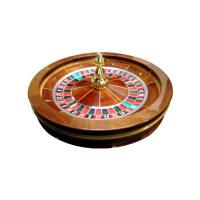 Wholesale casino roulette wheel set from china suppliers