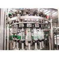 Buy cheap Glass Bottle Carbonated Aerated Water Filling Machine For Carbonated Drink from wholesalers