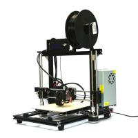 Wholesale Black Aluminum DIY 3D Printers , Homemade 3 Dimensional Printer from china suppliers