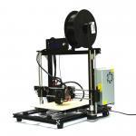 Wholesale Black Aluminum DIY 3D Printers , Homemade 3 Dimensional Printer from china suppliers